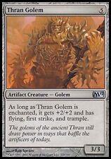 4x Thran Golem M12 MtG Magic Artifact Uncommon 4 x4 Card Cards
