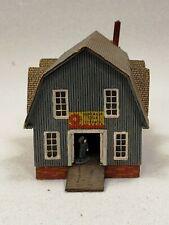 "N scale Halloran scratch built village building ""Superior Gear"""