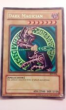 *** DARK MAGICIAN *** ORIGINAL ULTRA RARE SDY-006 3 AVAILABLE! PLAYED YUGIOH!