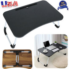 Black Friday Tray Table Bed Laptop Desk Portable Lazy Computer Learning Table