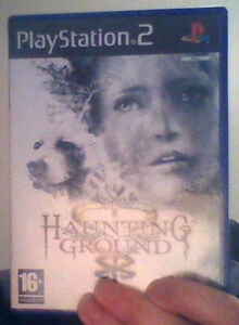 Haunting Ground (PAL) PS2 Complete w/ Manual