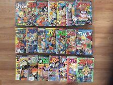 Shonen Jump Comic Books
