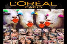 L'Oréal photographie A4