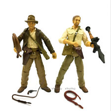 2pcs Children Kid Toy Indiana Jones Raiders of the Lost Ark 3.75'' Action Figure