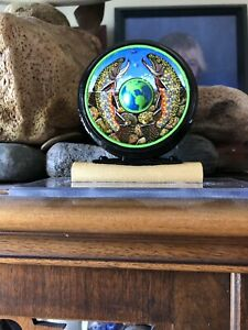 Brook Trout,Fly Reel,Cabin Decor,Art,Fish,Trout,Steven Shaner,Stream,Fly Fishing