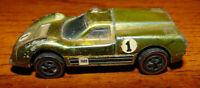 Hot Wheels Redline Antifreeze Ford J Car 1967 67 Mattel HW J-Car *** RARE ***
