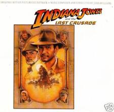 Indiana Jones And The Last Crusade - 1989 -Original Movie Soundtrack CD