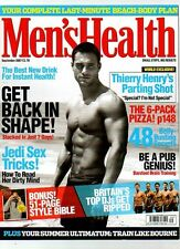 MENS HEALTH MAGAZINE - September 2007