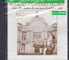 Jorge Muniz 1999 Mis Bodas de oro con el Publico CD New Nuevo sealed