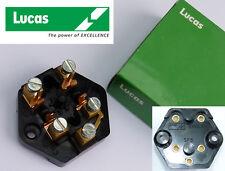 Lucas 37132 tipo SF6, forma 2 Caja de Fusible, Para Austin Healey Triumph TR2 MGA, 1G2613,