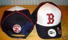 Boston Red Sox New Era Hat Cap Adjustable F Line MLB