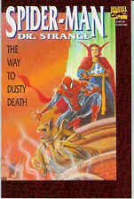 Spiderman / Doctor Strange: The Way to Dusty Death (one-shot) (USA,1992)