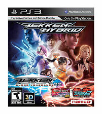 Tekken Hybrid CIB look now PS3 (Sony PlayStation 3, 2011)