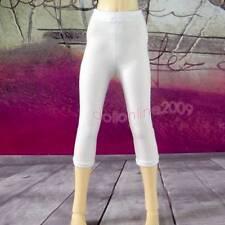 White elasticity bermuda pants MSD BJD 1/4 MS-Dollfie Leggings Long underpants