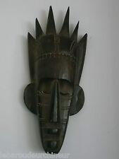 Masque décoratif africain