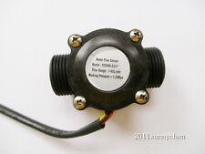 "NEW G3/4"" Water Flow Hall Sensor Switch Flow Meter Flowmeter Counter 1-60L/min"