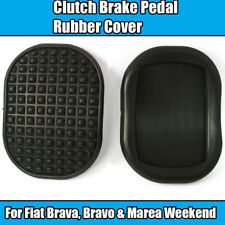1x Rubber Cover Panel For Fiat Brava Bravo Marea Weekend Clutch Brake Pedal