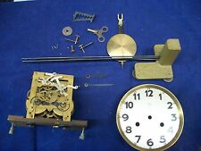 Antique Junghans Wall Clock Movement and Parts #495 steampunk