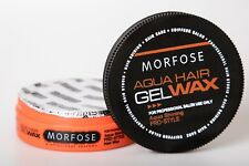 Morfose Aqua Gelwax Melonenduft 175ml Extra Shine Glanz Haarwachs Hair Wax
