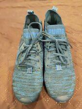 Puma Ignite Evoknit Low  Casual Training Neutral Shoes - Blue - Mens