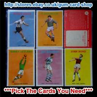 ☆ A&BC 1959 Football Quiz - 1st Series (GOOD) ***Pick The Cards You Need***