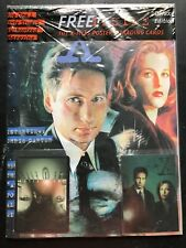 The X-Files Official Magazine Issue 1 plus extra posters cards Deluxe Edition