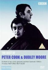 The Best of Peter Cook and Dudley Moore DVD BBC Comedy Series Region 2