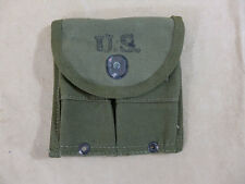 Original US ARMY WW2 Magazintasche Carbine M1 Rifle Rumley 45 Mint Cotton Kante