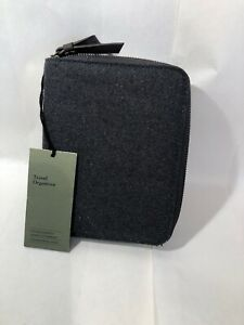 Goodfellow & Co | Men's Phone Travel Organizer Wallet - Gray | Brand New