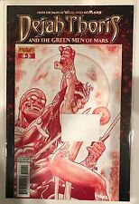 DEJAH THORIS GREEN MEN OF MARS #5 HIGH END RISQUE RED COVER! LIMITED TO 25!