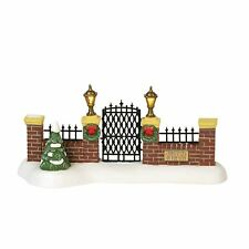 Department 56 2018 Christmas in the City Xmas In The City Village Gate (6000580)