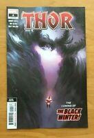 Thor 4 2020 Nic Klein Variant Cover Black Winter 2nd Printing Marvel Comics NM