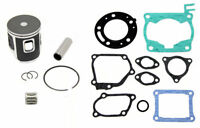 1996 1997 1998 Honda CR125R CR 125R Piston Bearing Top End Gasket Kit 54mm Bore