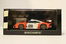 1/43 MINICHAMPS 430 976629 Porsche 911 GT 1 Le Mans 1997 J-B Racing Ferte