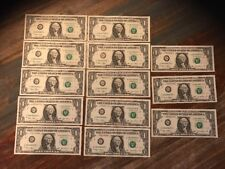 13- 2003 One Dollar Star Notes