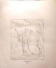CLAUDIO COELLO,  Grabado original.Laborde 1806-20