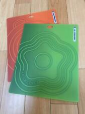 Le Creuset cutting board 2 pieces set japan F/S