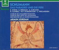 Schumann: Das Paradies Und Die Peri, Op.50; Armin Jordan, Suisse Romande; 1991
