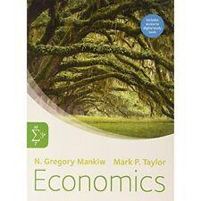 Economics & Aplia Bundle, Mankiw, Gregory & Taylor, John, New Book