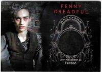 Penny Dreadful Costume Relic Wardrobe Card Fenton W10 W-10