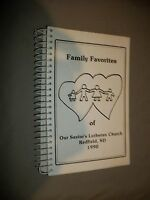 Our Savior's Lutheran Redfield, SD Church Cook Book  1990