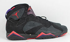 Nike Shoes Jordan 7 VII Hare Bugs Bunny 14 1992 130014 Black Red Vintage