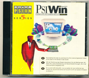PSI WIN 2.0 Software CD for Psion Series 5 VGC (2905-0022-04)