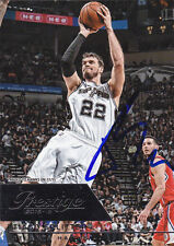 TIAGO SPLITTER SAN ANTONIO SPURS SIGNED PRESTIGE BASKETBALL CARD ATLANTA HAWKS