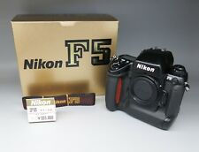 Nikon F5 35mm SLR Film Camera