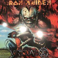 IRON MAIDEN 'VIRTUAL XI�€™ 2 x  VINYL LP - NEW & SEALED