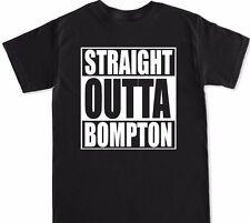Straight Outta Bompton HIP HOP,  NWA , Compton, funny t shirt s- 2xl