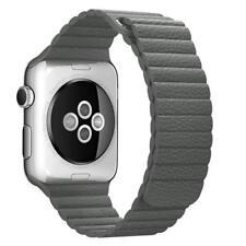 CoverKingz Apple Watch Armband Series 4/3/2/1 magnetisch 38/40mm Bracelet grau