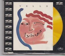 Yello-Off Course Im Lying cd video maxi single