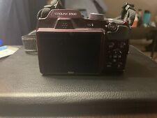 Nikon COOLPIX B500 16.0MP Digital Camera - Plum